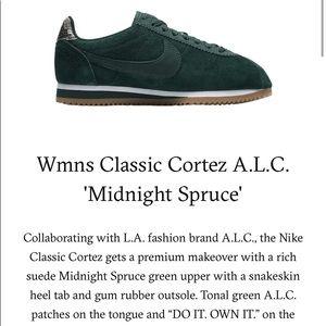 Nike Suede Cortez ALC